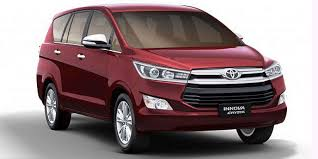 Luxury Toyota Innova Taxi Hire From Gurgaon Help Desk 9717618797