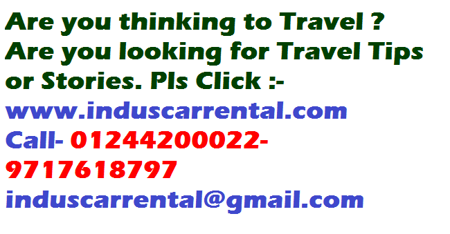 Maruti Suzuki Toyota Innova Outstation Car Hire Hill Station Tour Taxi Gurgaon 9717618797