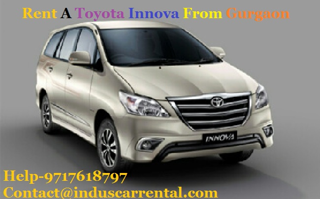 Taxi Innova Crysta :09717618797 Innova Crysta On Rent In Gurgaon