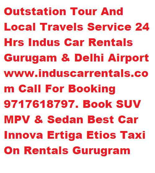 outstation tour and local travel service